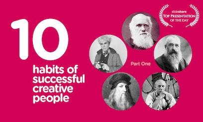 10 creative habits part1 hero