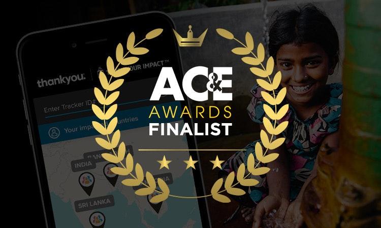 Yump ACE Awards Finalist
