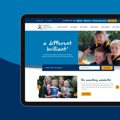 Autism Spectrum Australia project