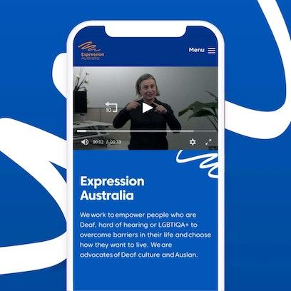 Expression Australia project