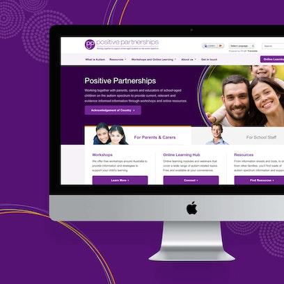 Positive Partnerships project